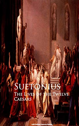The Lives of the Twelve Caesars Cover