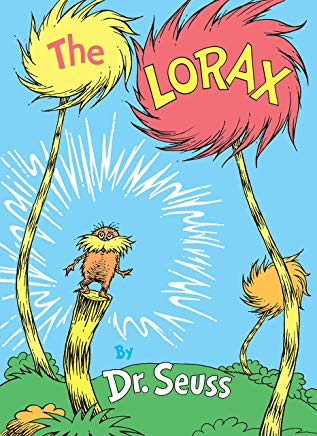 The Lorax (Classic Seuss) Cover