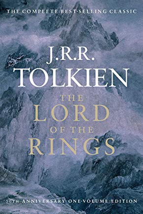 The Lord of the Rings: One Volume Cover