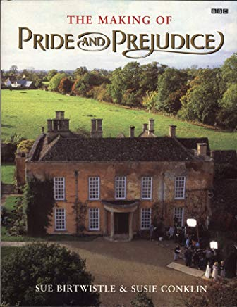 The Making of Pride and Prejudice (BBC) Cover