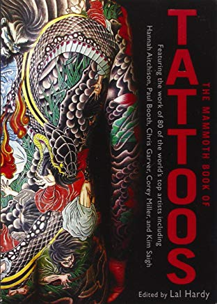 The Mammoth Book of Tattoos Cover