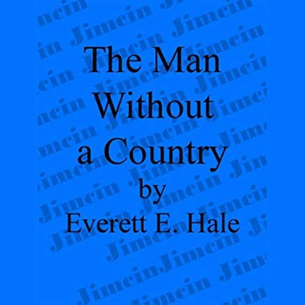 The Man Without a Country Cover