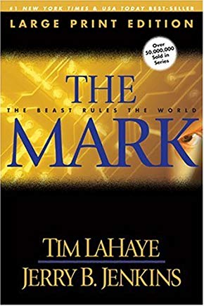The Mark (Left Behind #8) Cover