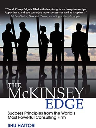The McKinsey Edge: Success Principles from the World's Most Powerful Consulting Firm Cover