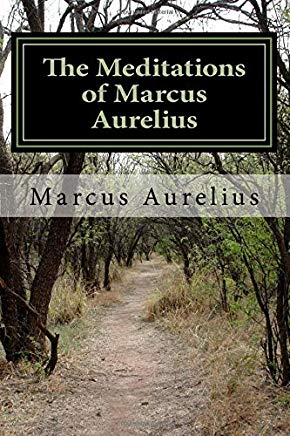 The Meditations of Marcus Aurelius Cover