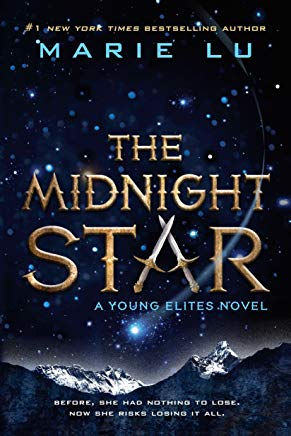 The Midnight Star (The Young Elites) Cover
