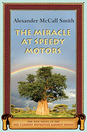 The Miracle at Speedy Motors Cover