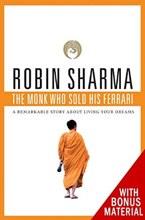 The Monk Who Sold His Ferrari, Special 15th Anniversary Edition Cover