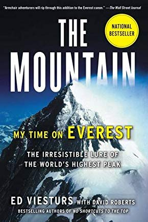 The Mountain: My Time on Everest Cover