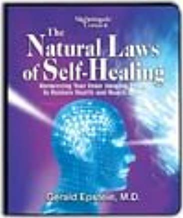 The Natural Laws of Self-Healing Cover