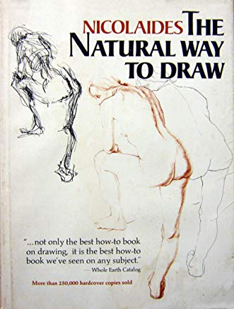 The Natural Way to Draw (A Working Plan for Art Study) Cover