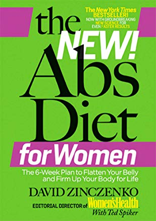 The New Abs Diet for Women: The Six-Week Plan to Flatten Your Stomach and Keep You Lean for Life Cover