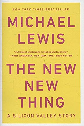 The New New Thing: A Silicon Valley Story Cover