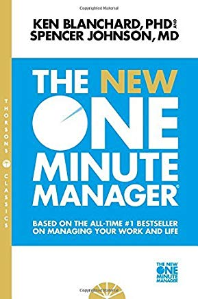 The New One Minute Manager (The One Minute Manager-updated) Cover