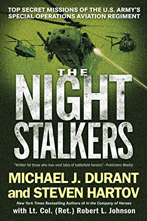 The Night Stalkers: Top Secret Missions of the U.S. Army's Special Operations Aviation Regiment Cover