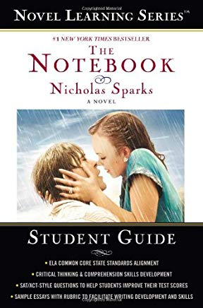 The Notebook (Novel Learning Series) Cover
