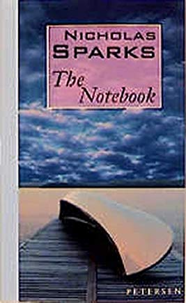 THE NOTEBOOK. Cover