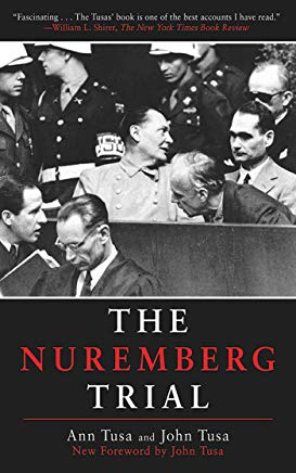 The Nuremberg Trial Cover