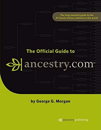 The Official Guide to Ancestry.com Cover