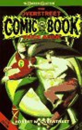 The Official Overstreet Comic Book Price Guide, 27th Edition Cover