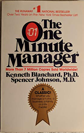 The One Minute Manager Cover