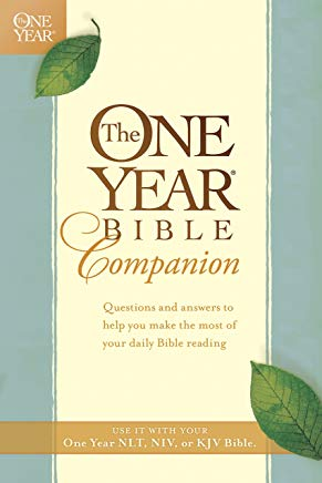 The One Year Bible Companion Cover