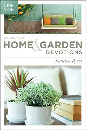 The One Year Home and Garden Devotions Cover
