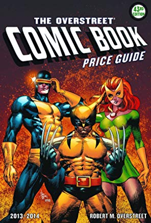 The Overstreet Comic Book Price Guide, Vol. 43 Cover