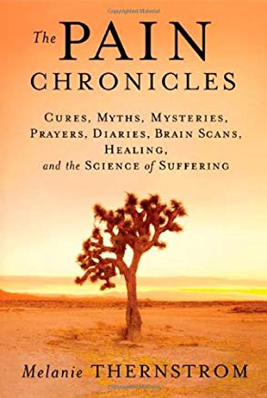 The Pain Chronicles: Cures, Myths, Mysteries, Prayers, Diaries, Brain Scans, Healing, and the Science of Suffering Cover