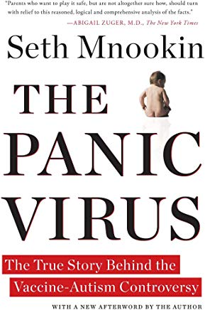 The Panic Virus: The True Story Behind the Vaccine-Autism Controversy Cover