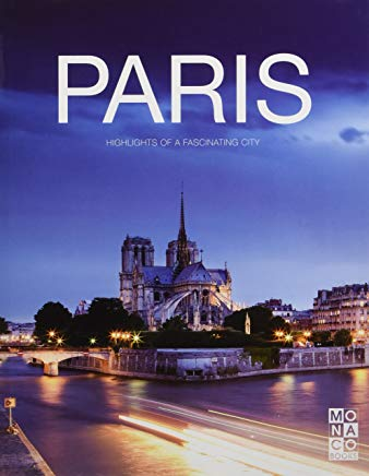 The Paris Book: Highlights of a Fascinating City Cover