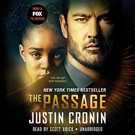 The Passage: A Novel (Book One of The Passage Trilogy) Cover