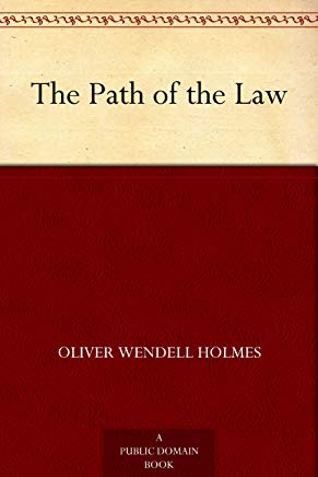 The Path of the Law Cover