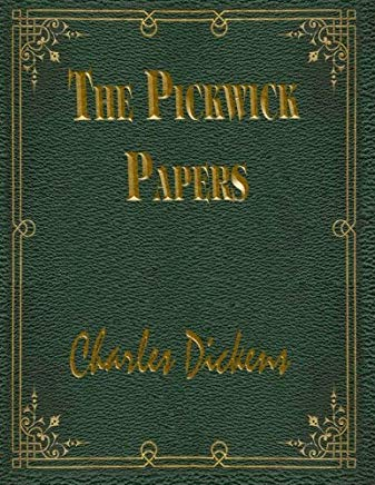 The Pickwick Papers Cover