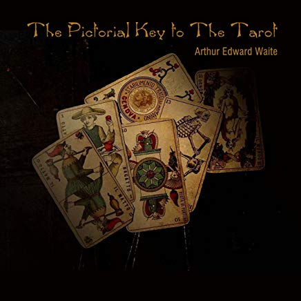 The Pictorial Key to The Tarot Cover