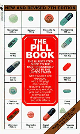 The Pill Book (7th Revised Edition) (7th ed) Cover
