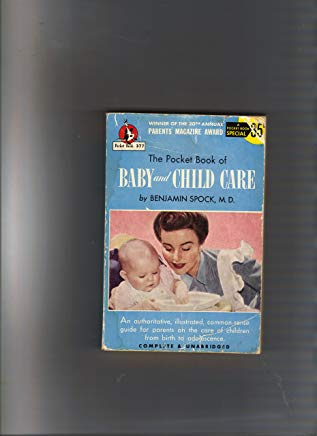 The Pocket Book of Baby and Child Care Cover