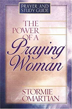 The Power of a Praying® Woman Prayer and Study Guide Cover