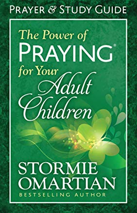 The Power of Praying® for Your Adult Children Prayer and Study Guide Cover