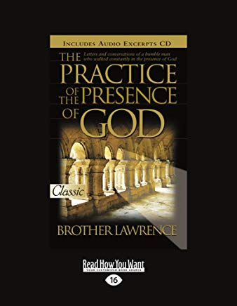 The Practice Of The Presence Of God Cover