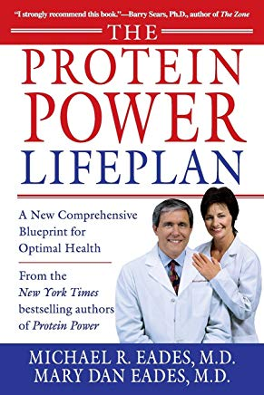 The Protein Power Lifeplan Cover