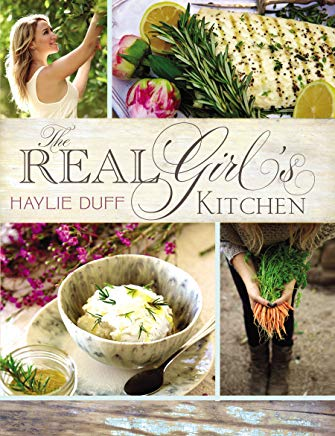 The Real Girl's Kitchen Cover