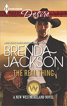 The Real Thing (The Westmorelands series Book 28) Cover