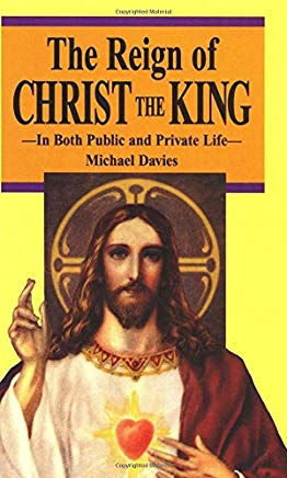 The Reign of Christ the King Cover