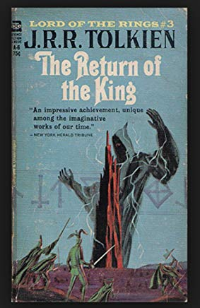 The Return of the King  First Ace Edition Cover