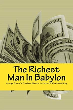 The Richest Man In Babylon- Six Laws Of Wealth Cover