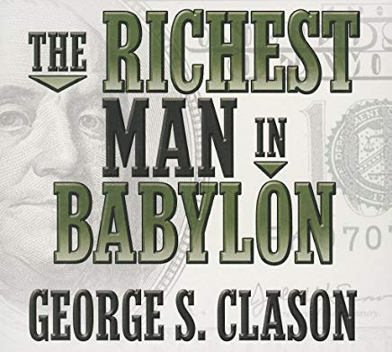 The Richest Man in Babylon (Your Coach in a Box) Cover