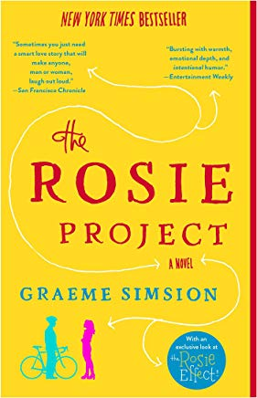 The Rosie Project: A Novel Cover