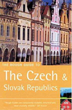 The Rough Guide to Czech & Slovak Republics Cover
