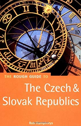 The Rough Guide to The Czech & Slovak Republics Cover